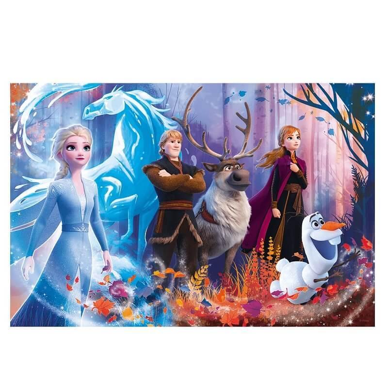 Puzzle la reine des neiges 2 fabrique en europe trefl
