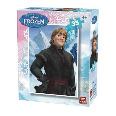 Puzzle La reine des neiges version Kristoff
