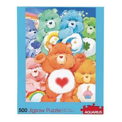 Puzzle les bisounours 500 pieces
