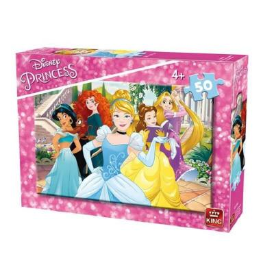 Puzzle les princesses disney 50 pieces version 1