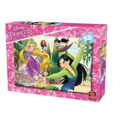 Puzzle les princesses Disney de 50 pièces version 2