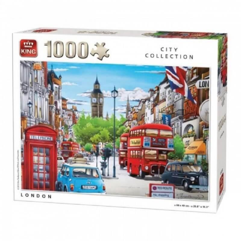 Puzzle londres 1000 pieces