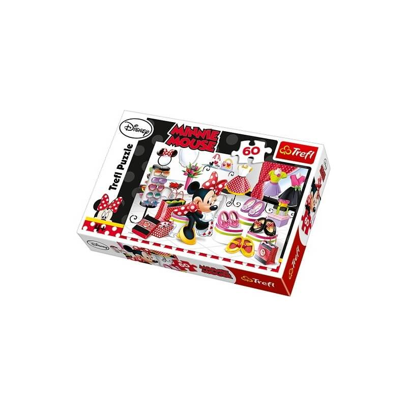 Puzzle minnie disney 60 pieces idee cadeau enfant 1