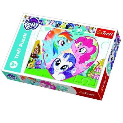 Puzzle Mon petit poney de 30 pièces Trefl