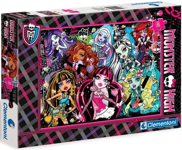 Puzzle monster high 2