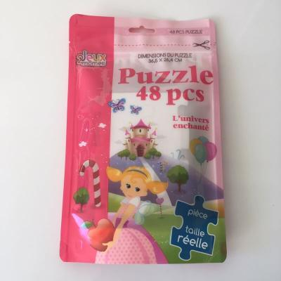 Puzzle princesse univers enchante 48 pieces