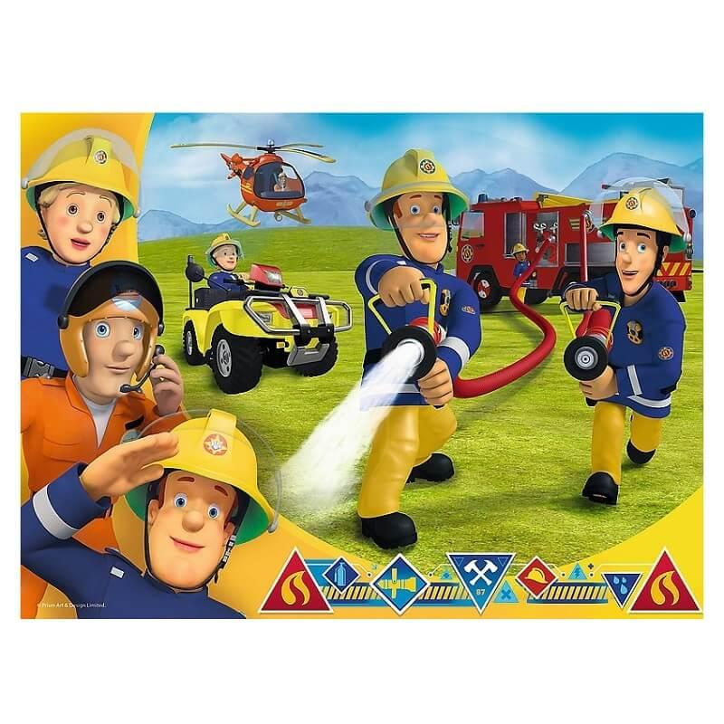 Puzzle sam le pompier de 30 pieces
