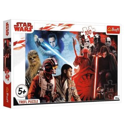 Puzzle Star Wars de 100 pièces Trefl