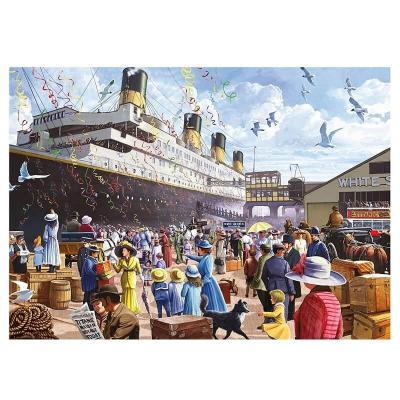 Puzzle titanic king 1000 pieces
