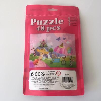 Puzzle univers enchante princesse