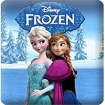 Reine des neiges logo