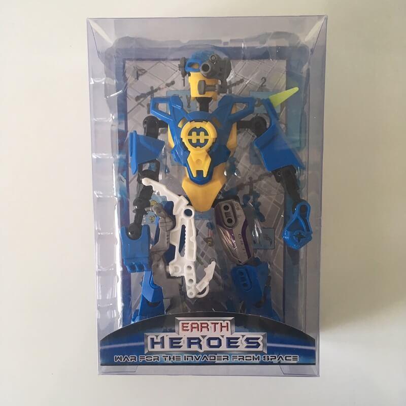 Robot de l espace jouet garcon version 3