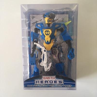 Robot héros de l'espace version 3