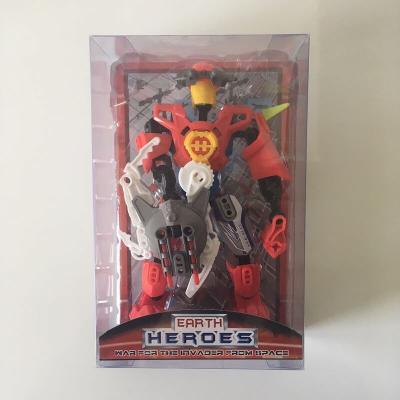 Robot héros de l'espace version 2