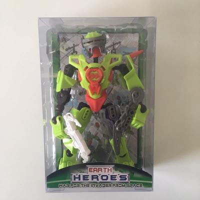 Robot héros de l'espace version 5