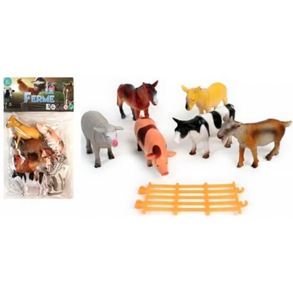 Sachet les animaux de la ferme