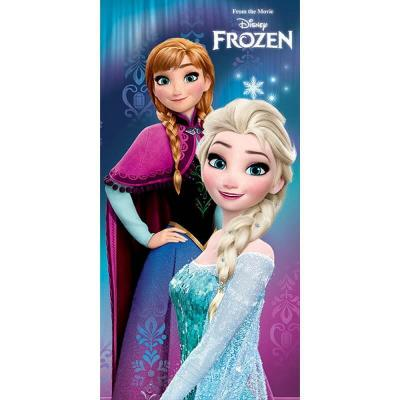 Serviette La reine des neiges Disney