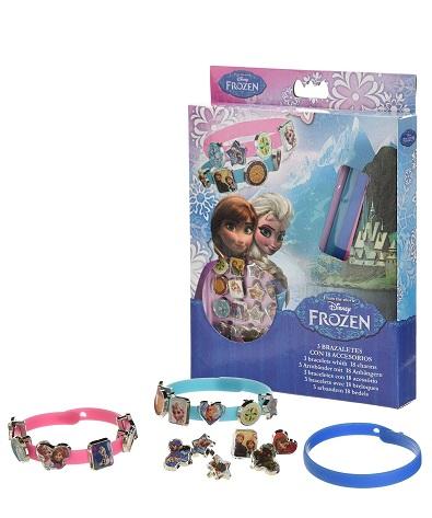 Set de 3 bracelets frozen 600