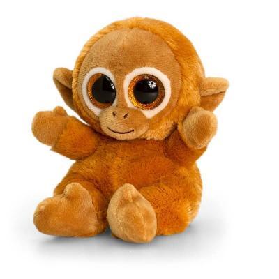 Adorable peluche singe Keel Toys