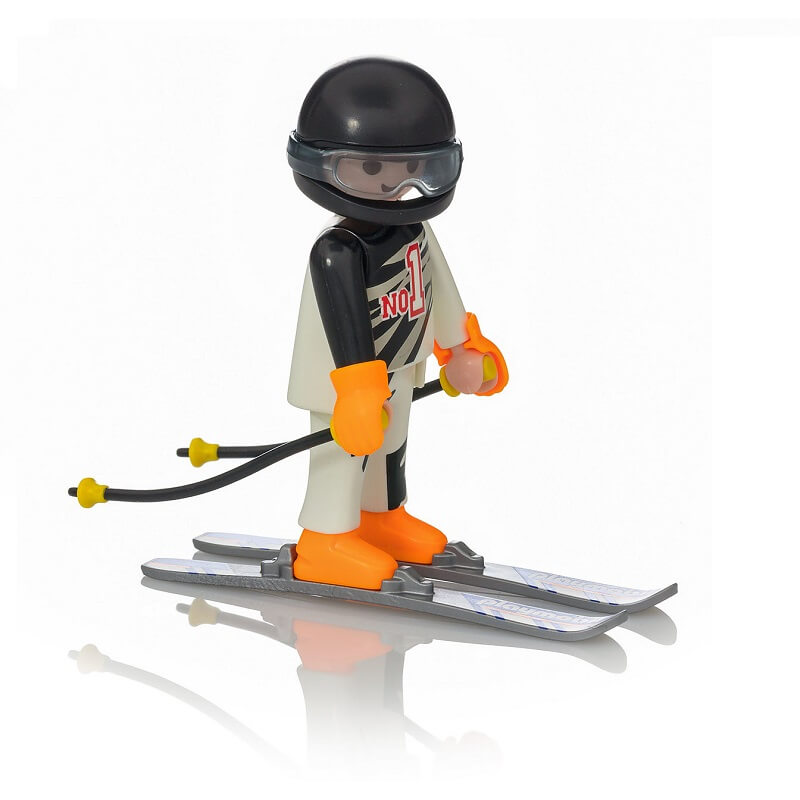 Skieur playmobil