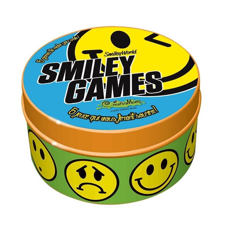 Smiley games le jeu pour toute la famille