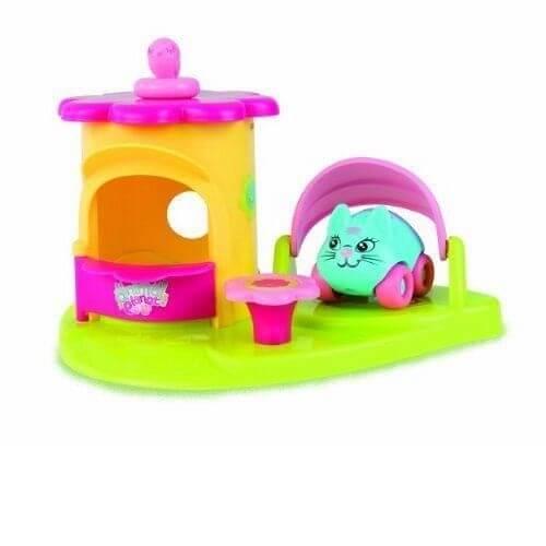 Smoby jouet deveil animal planet cabane pique nique