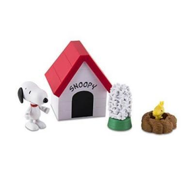 Snoopy pack figurines la niche