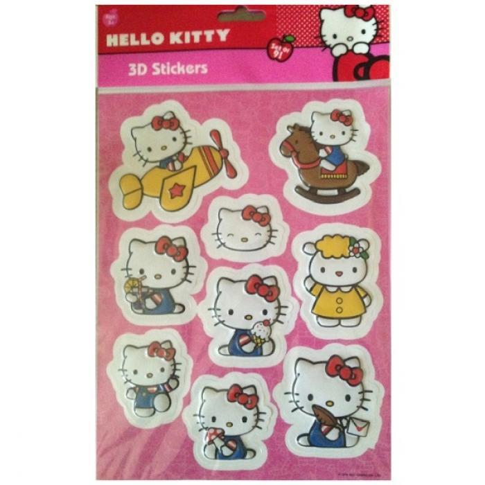 Stickers hello kitty 700