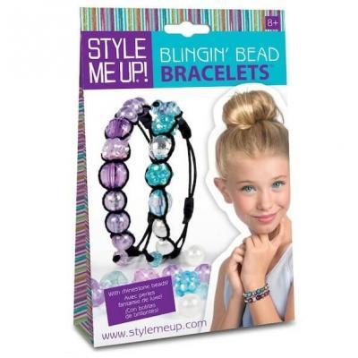 Kit de création de bracelets shamballa