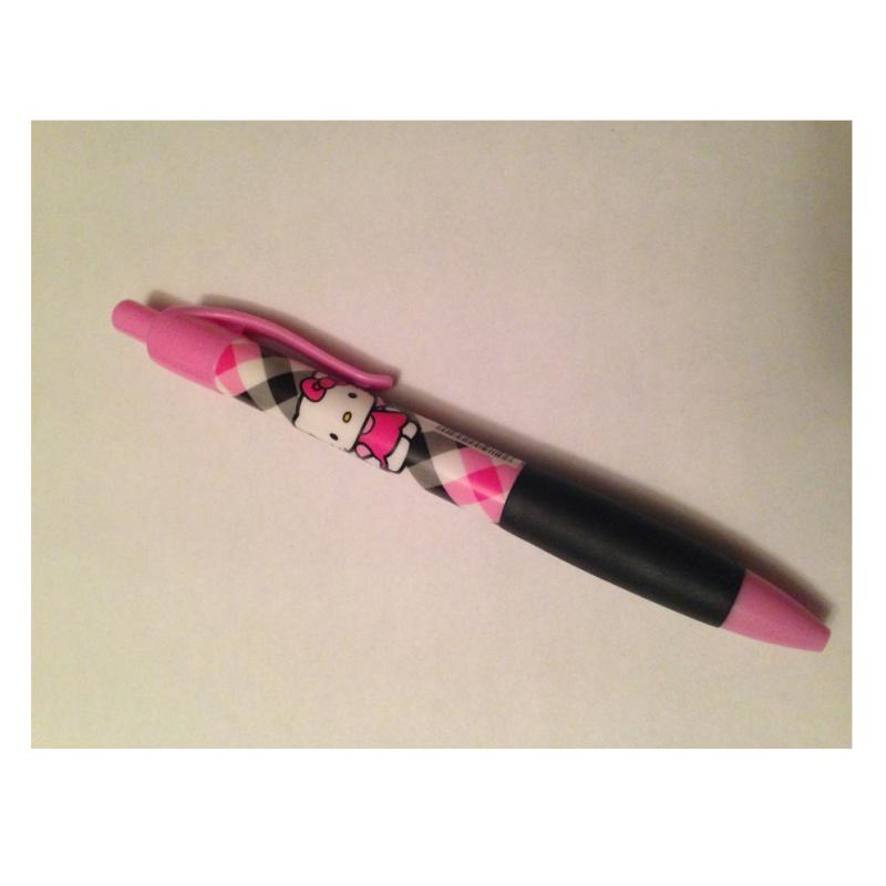 Stylo bille hello kitty enfant