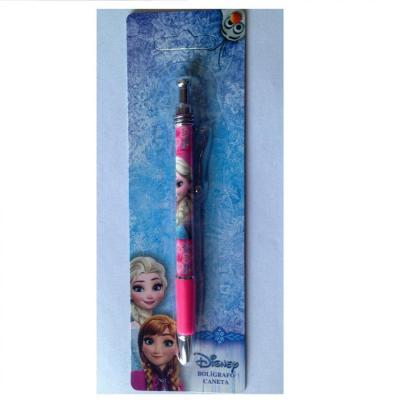 Stylo bille La reine des neiges Disney