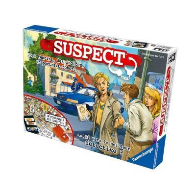 Suspect - Le jeu de société Raversburger