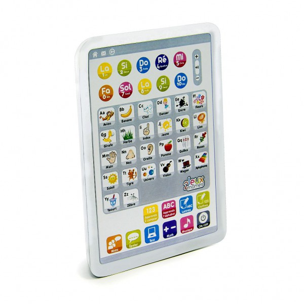 Tablette educative 3