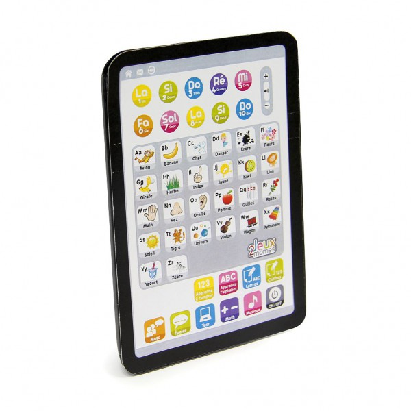 Tablette educative 4