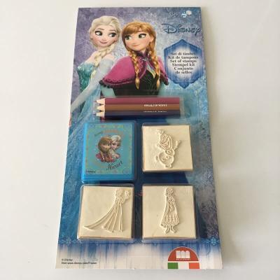 Pack de tampons La reine des neiges