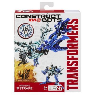 Transformers - Robot enfant à construire - Dinobots Strafe