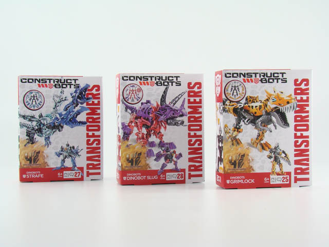 Transformers construct bots global