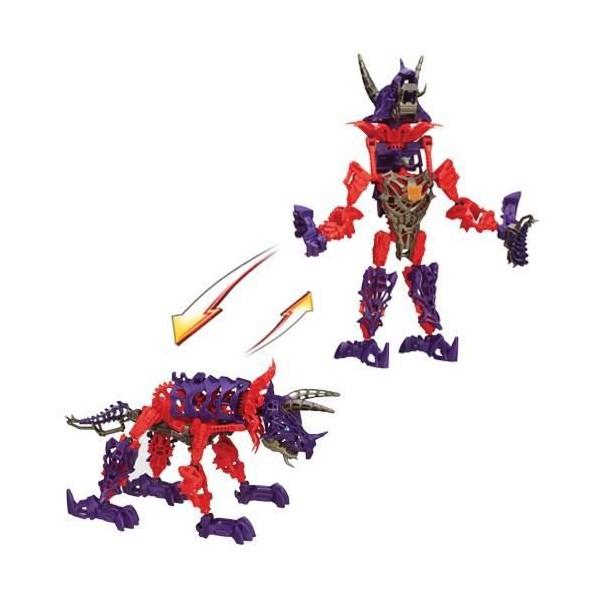 Transformers robot a construire dinobot slug 2