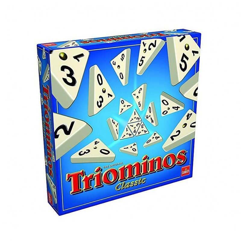 Triominos classic le jeu de societe goliath