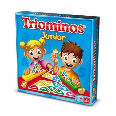 Triominos junior jeu de societe goliath