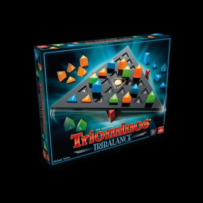 Triominos Tribalance - Le jeu de société