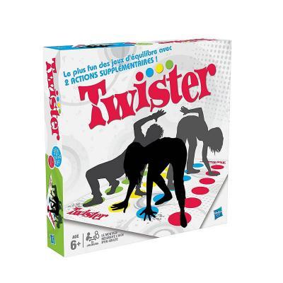 Twister Le jeu de société