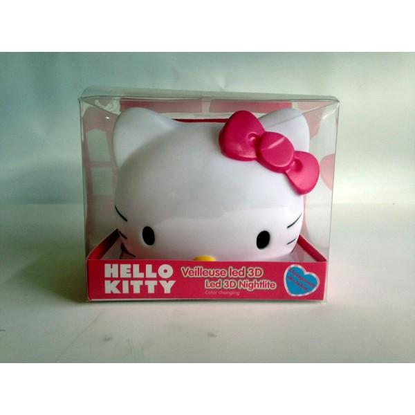Veilleuse hello kitty 1