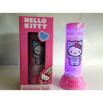 Veilleuse Hello Kitty 4 couleurs
