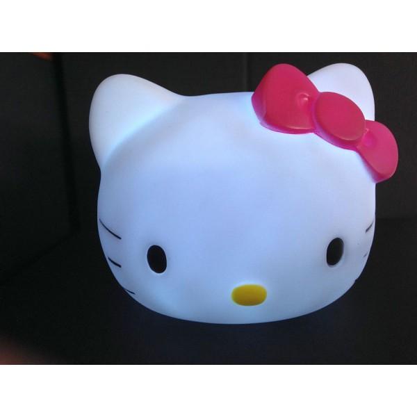 Veilleuse hello kitty 2