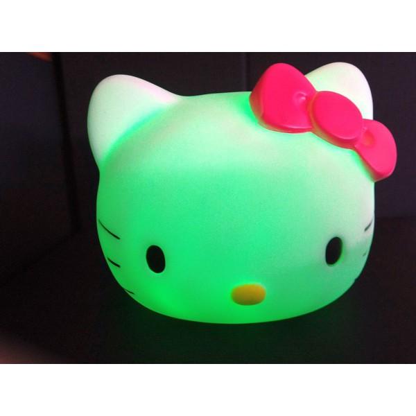 Veilleuse hello kitty 3