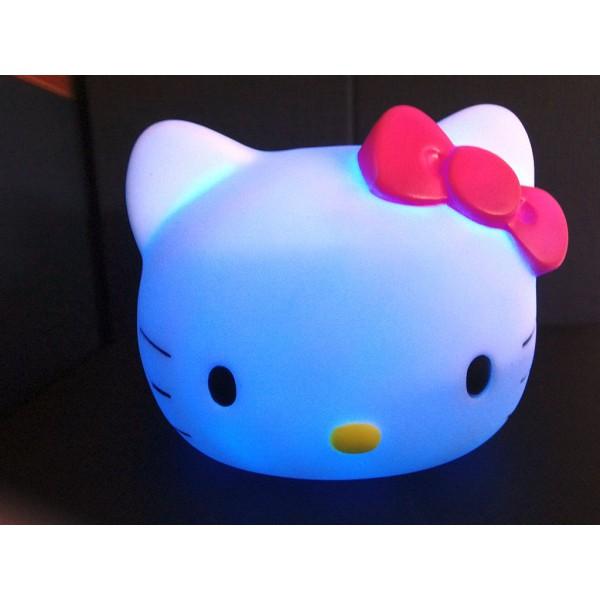 Veilleuse hello kitty 4