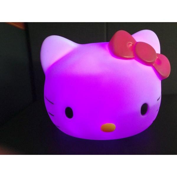 Veilleuse hello kitty 6