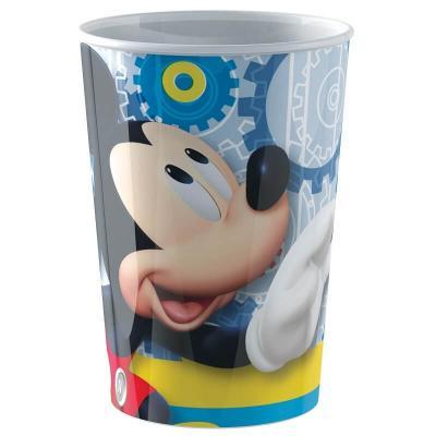 Verre en plastique Mickey Disney