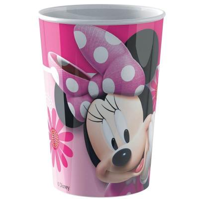 Verre en plastique Minnie Disney